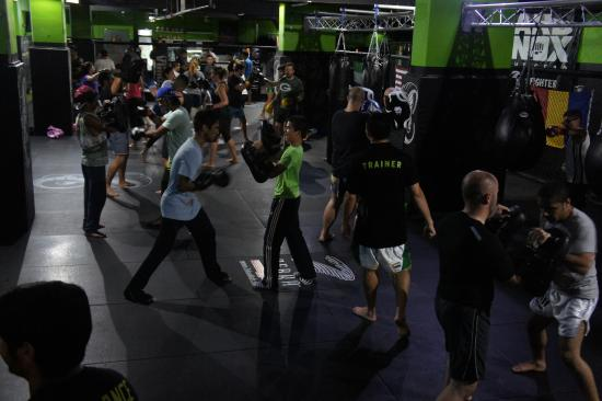 Cobra Fitness Abu Dhabi: Nightly classes