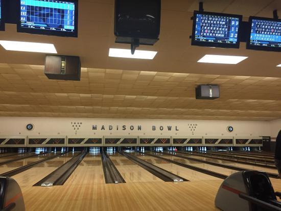 Madison Bowl