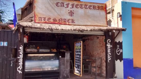 Cafeteria Ale Snack