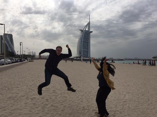 PRIVATE DESERT SAFARI WITH MERCEDES GWAGON  Picture Of Dubai Private Tour