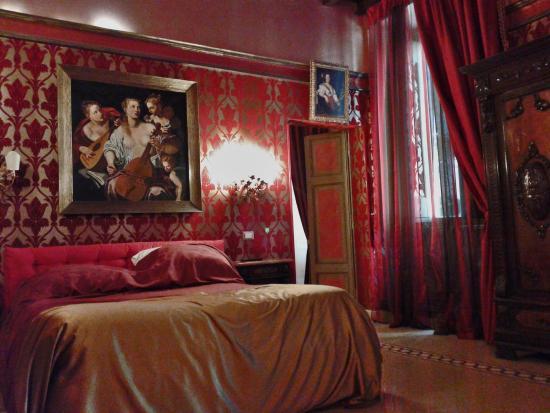 Antica Dimora de Michaelis: Camera spettacolare