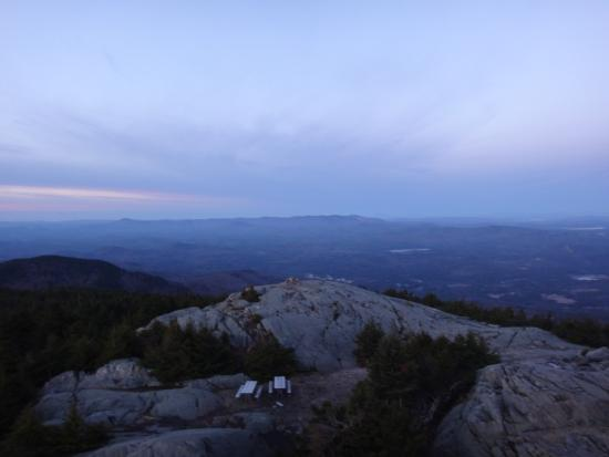 Mount Kearsarge: View