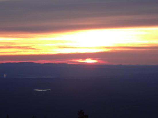 Mount Kearsarge: Sunrise