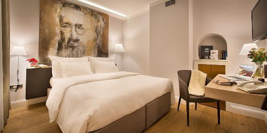 デザイン アンド スタイル ホテル ネルーダ
