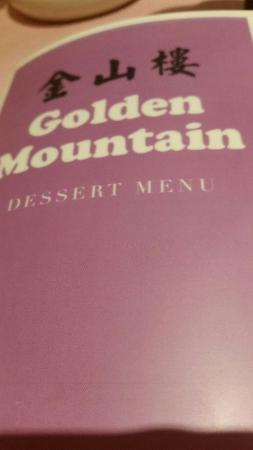 The Golden Mountain Chinese Restaurant