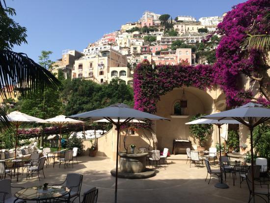 Hotel Palazzo Murat: Área do bar