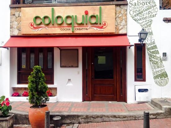 Coloquial Cocina Creativa Bogota Restaurant Avis
