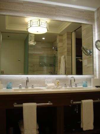 Bathroom Sinks Orlando shower - picture of four seasons resort orlando at walt disney
