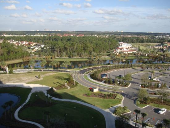 Four Seasons Resort Orlando At Walt Disney World Golden Oak View Room