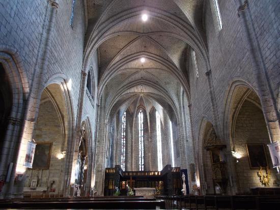 Collegiale Notre-Dame de Villefranche-de-Rouergue