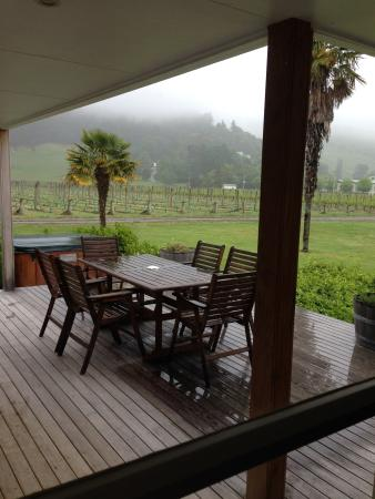 The Farmhouse at Mission Estate : outdoor with hot tub