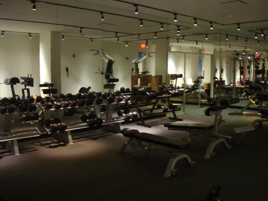 1 Hotel South Beach Gym