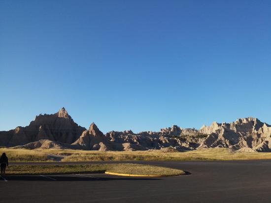 Kyle, Dakota del Sur: Badlands National Park