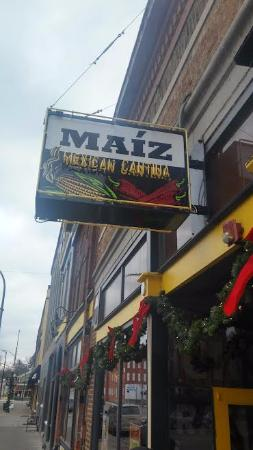 Maiz Mexican Cantina
