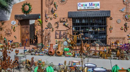 Casa Maya de Mexico