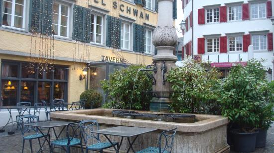 Restaurant Taverne: Taverna Schwan