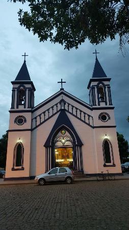 Pompeu, MG: Igreja Matriz de Nossa Senhora da Conceição