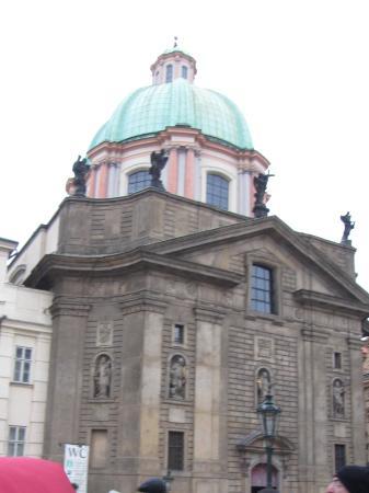 Kostel Svateho Frantiska Z Assisi