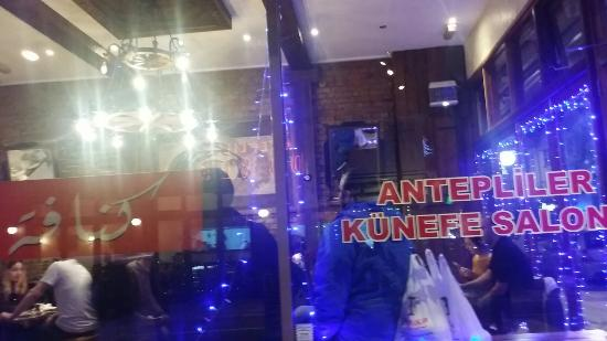 Antepliler Kunefe