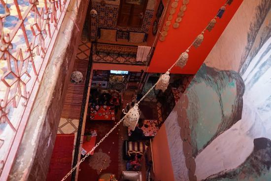 Hostel Riad Marrakech Rouge Aufnahme