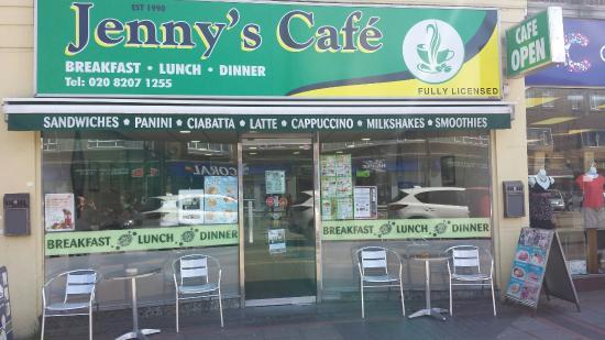 Jenny S Cafe Borehamwood