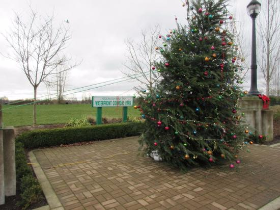 Pitt Meadows, Канада: Christmas time