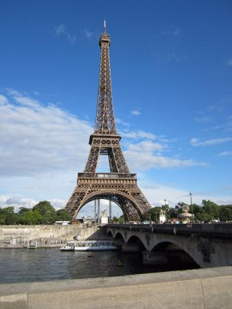 The Tower In The Afternoon Picture Of Eiffel Tower Paris TripAdvisor