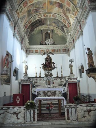 Cateri, France: Le maître-autel