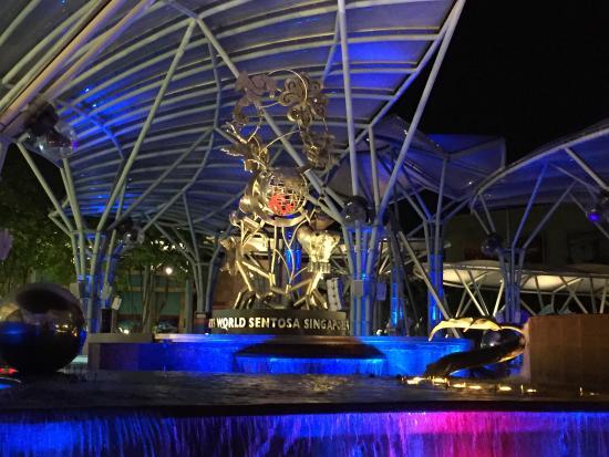 Resort world sentosa casino points