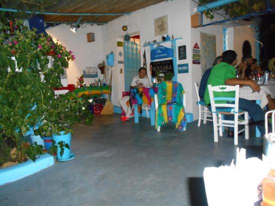 Taverna Zia Kostas: No stress