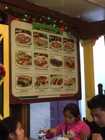 Rodolfo's Restaurant