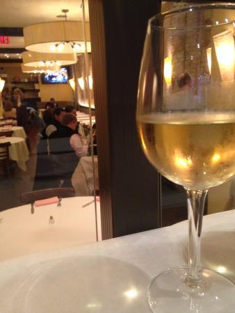 Serafina Always : Inside the restaurant