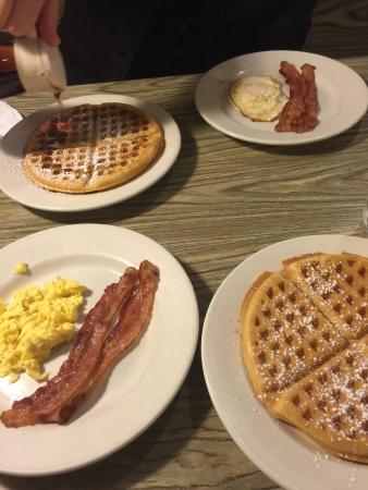 Ye Olde Waffle Shoppe