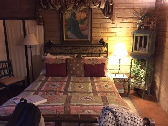 Casa Tierra: Our very comfortable room!