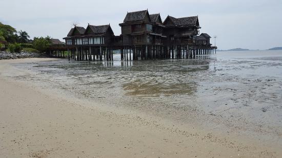 Langkawi Lagoon Resort: Beachen