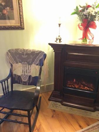 Pleasing Nice Rocking Chair Next To Fireplace Picture Of Filbert Andrewgaddart Wooden Chair Designs For Living Room Andrewgaddartcom