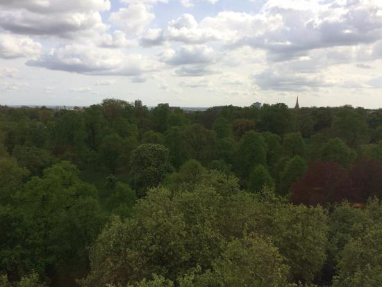 View from room Picture of Thistle Kensington Gardens London