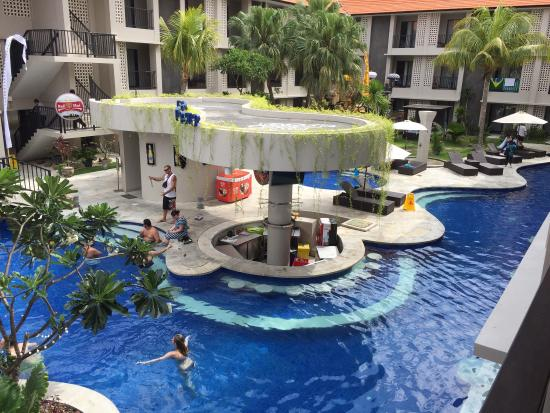 picture of grand barong resort kuta. Black Bedroom Furniture Sets. Home Design Ideas