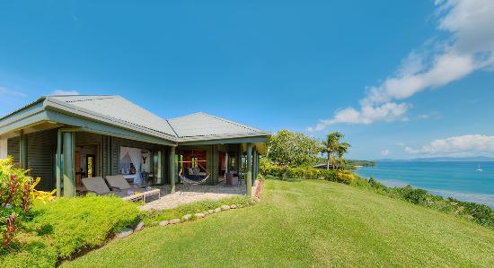 Taveuni Island Resort & Spa: Villa SENIUCI