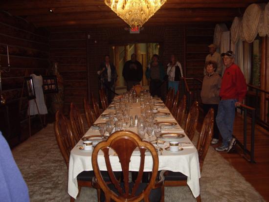 dining room - picture of fontanel mansion, nashville - tripadvisor
