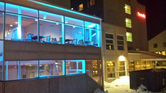Scandic Kirkenes Restaurant: 20151221_205814_large.jpg
