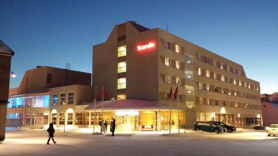 Scandic Kirkenes Restaurant: 20151222_133057_large.jpg