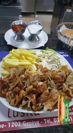 Champs Frechets Doner Kebab