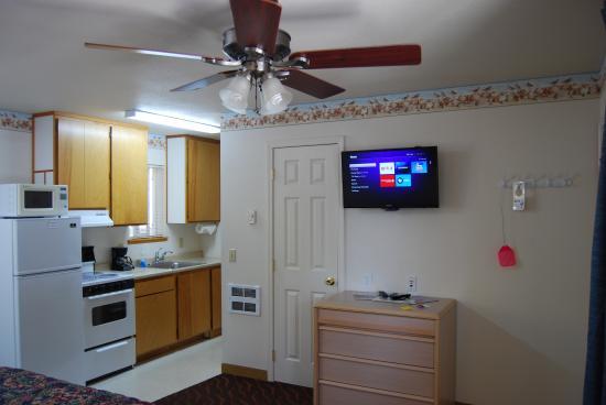 Ocean Suites : Living room all suites