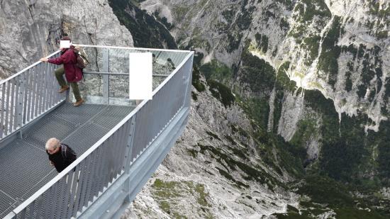 Alpspitz: 眺め最高!