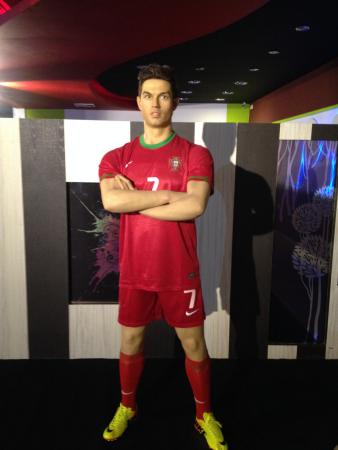 Image result for kochi- wax museum