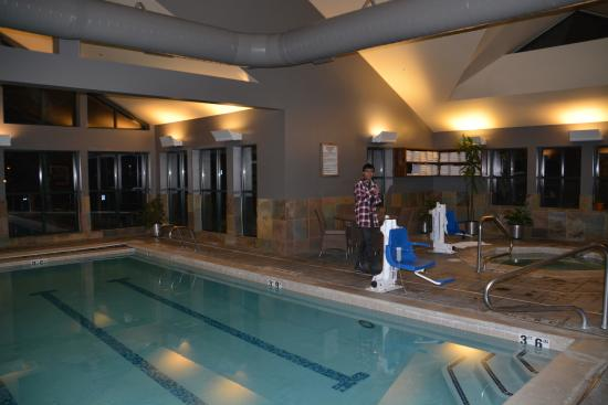 Teton Mountain Lodge & Spa: Heated Indoor Pool
