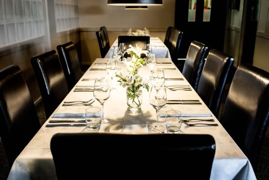 MIA Dining: Chefs table