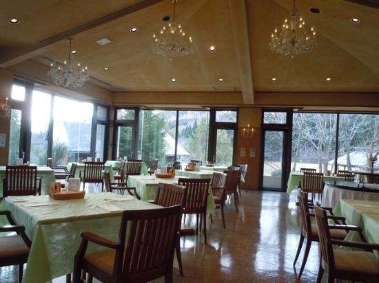 Montana Resort: レストラン