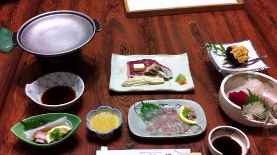 Kinokuni: 料理2